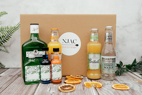 Long Life Gin Cocktail Kit