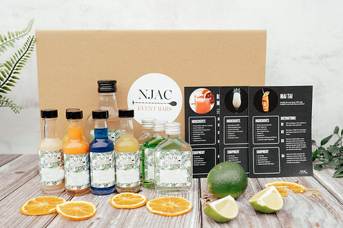 Fresh Craft 'Holiday From Home' Cocktail Kit
