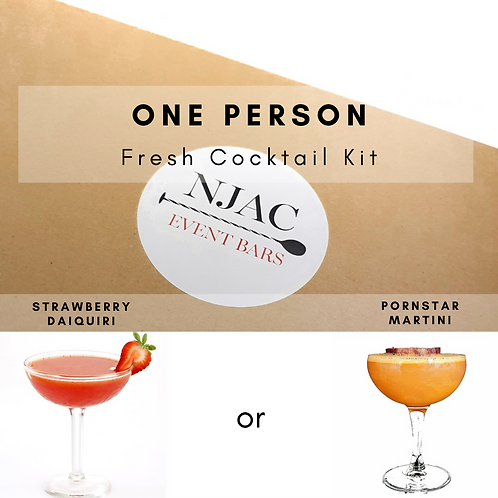 One Person Cocktail Kit