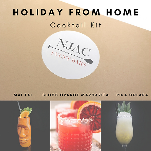Holiday From Home Cocktail Kit