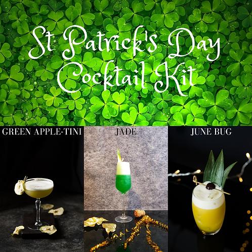 St Patrick's Day Cocktail Kit