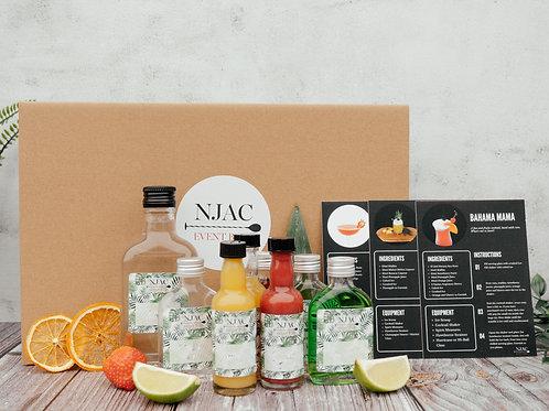 Fresh Craft Rum Cocktail Kit