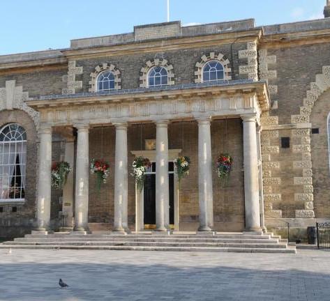 Salisbury Guildhall