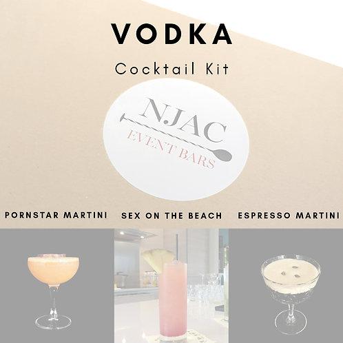 Vodka Cocktail Kit