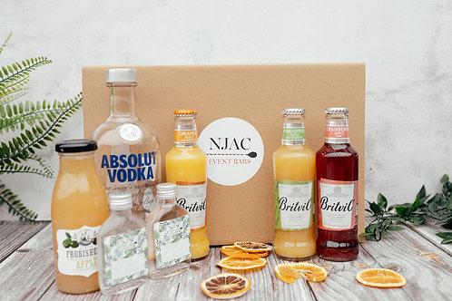 Long Life Vodka Cocktail Kit