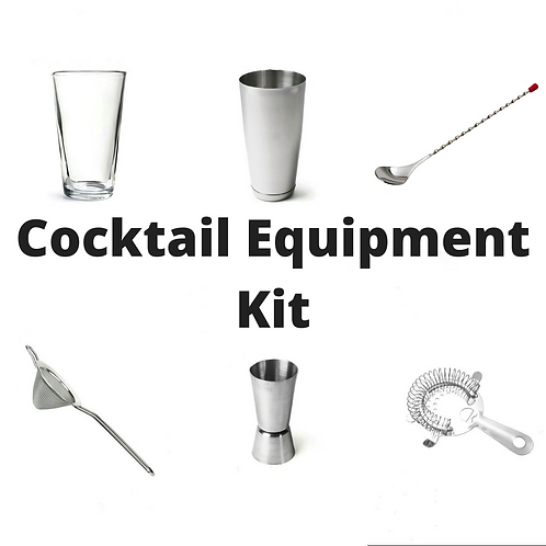 Cocktail Equipment Kit