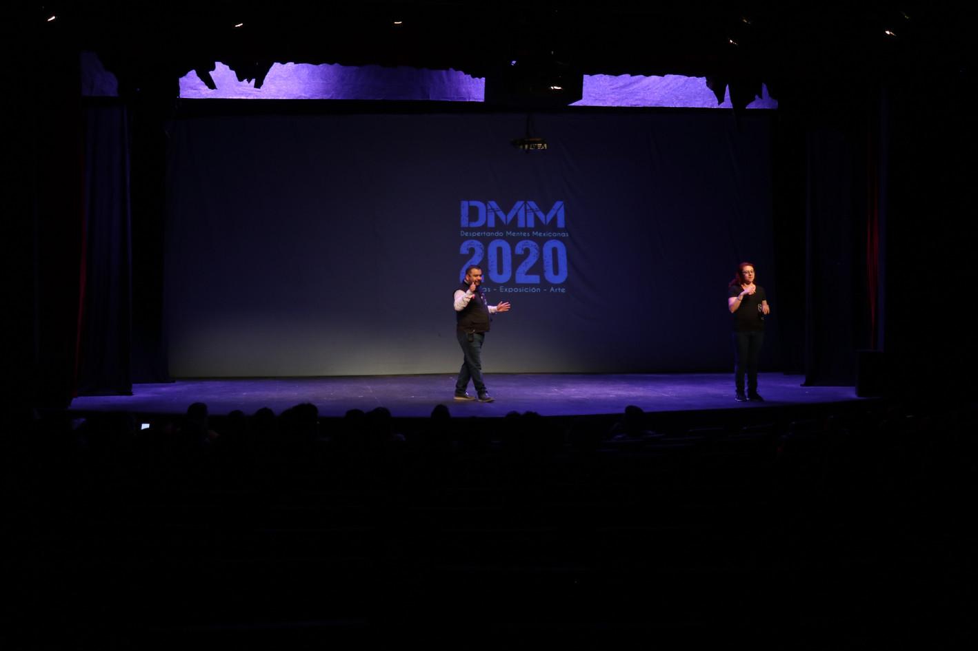 charlas interpretadas en LSM