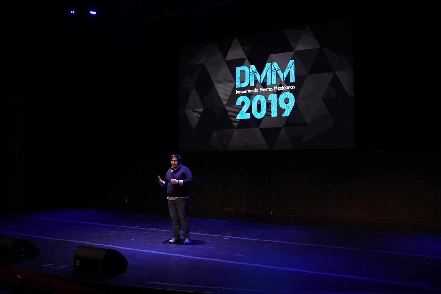 Bienvenida Miguel García CEO DMM