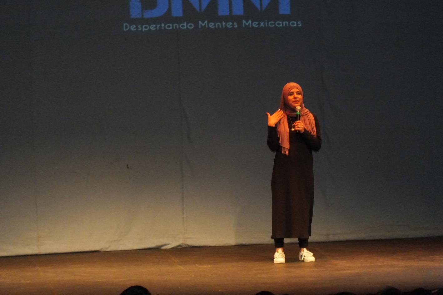 """2da Edicion  Daniela Vargas """"Hablemos de tolerancia"""""""