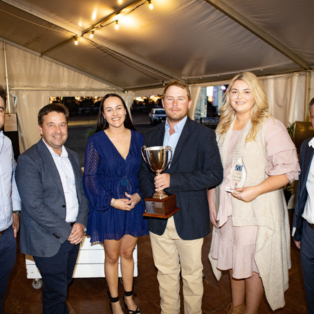 Industry achievers celebrated at SMARTBEEF 2019