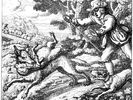 TPC: The Self-Undermined Crier & The Wolf Now Doubted