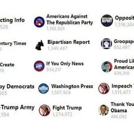 """Gouldman: """"My family is behind most of the 'fake liberal news' you see on Facebook"""""""