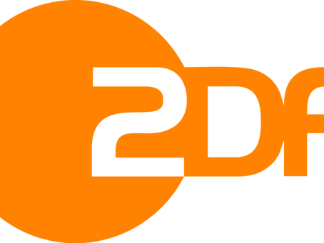 Besuch vom ZDF