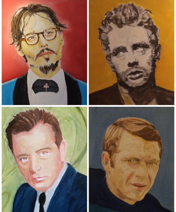 Iconic Leading Men