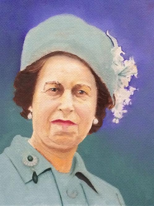 H M Queen Elizabeth II