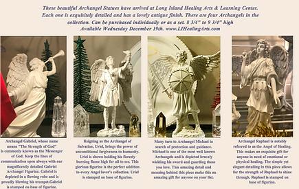 Archangels at Long Island Healing Arts H