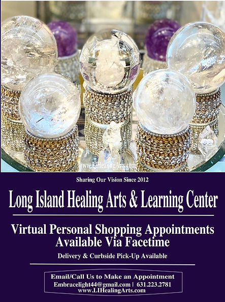 virtual crystal shopping at long island