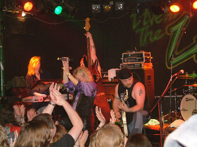 Bob Catley Band at the Limelight