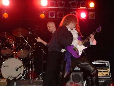 Dave Pearce & Tim Buchanan