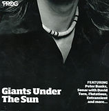 Prog Magazine: Giants Under The Sun - Various - 2018
