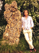 Ol at the Rollright Stones