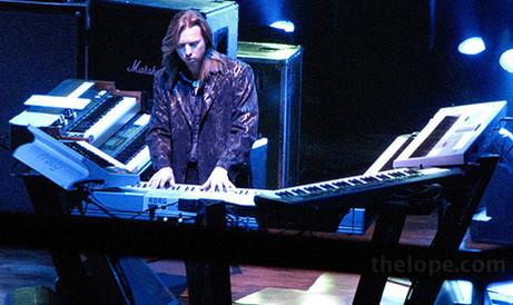 Oliver Keyboard Rig