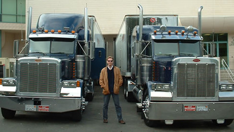 Oliver and the Trucks