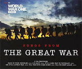 'Songs from The Great War' - BBC 3 CD set - 2014