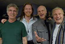 Rod, Oliver, Kim & Terry