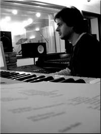 Karl Groom at Thin Ice Studios