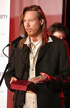 Oliver Collects 2008 Award