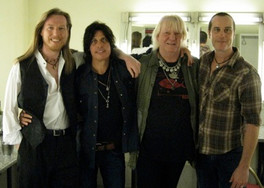 Oliver, Chris and Stone Temple Pilots