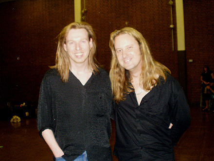 Ol & Erik Norlander