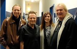 Oliver, John Paul Jones, Chris and Scotty Squire