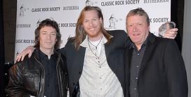 Steve Hackett, Oliver & Martin Hudson