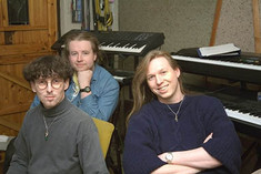 Chris Ford, Mike Clarke & Oliver