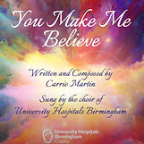 'You Make Me Believe' - UHB