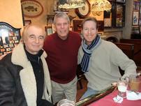 Alan White, Tom Babson & Oliver