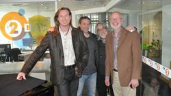 Oliver, Paul Manzi, Gordon Giltrap and Bob Harris