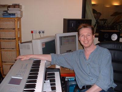 Ol at Thin Ice Studios
