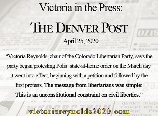 Denver Post: Inside Colorado's growing anti-shutdown movement