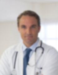 Doctor Wearing a Tie