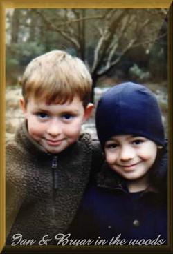 Ian and Bryar