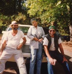Tim, Tina and Al