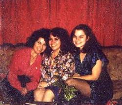 Mom, Eva, Jennifer