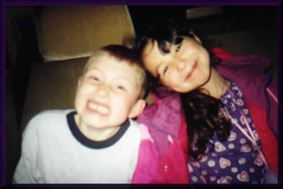 Ian and Mariko