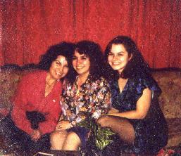 Mama, me and Jen