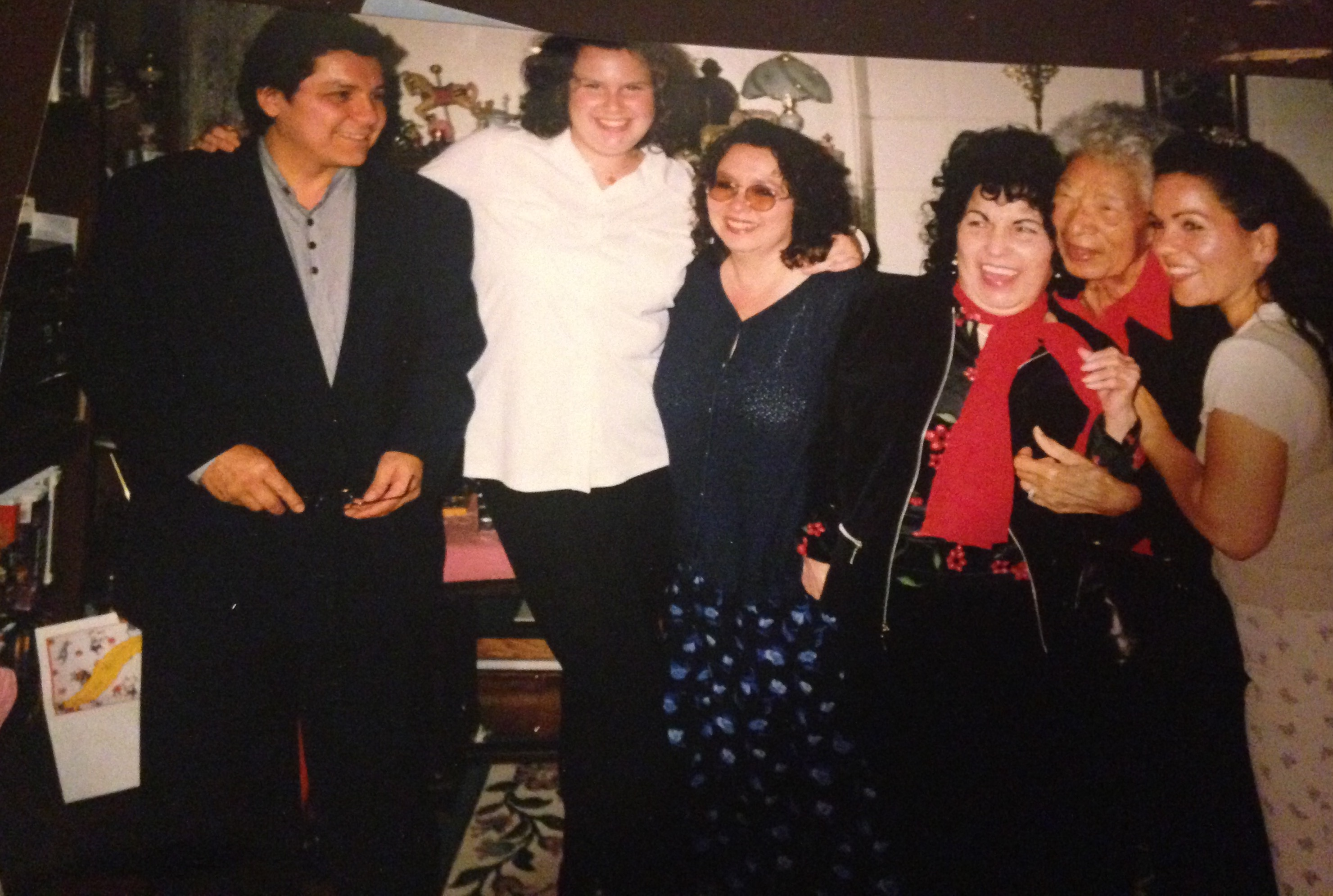 Sami, Samantha, Mom, A Grace, Connie