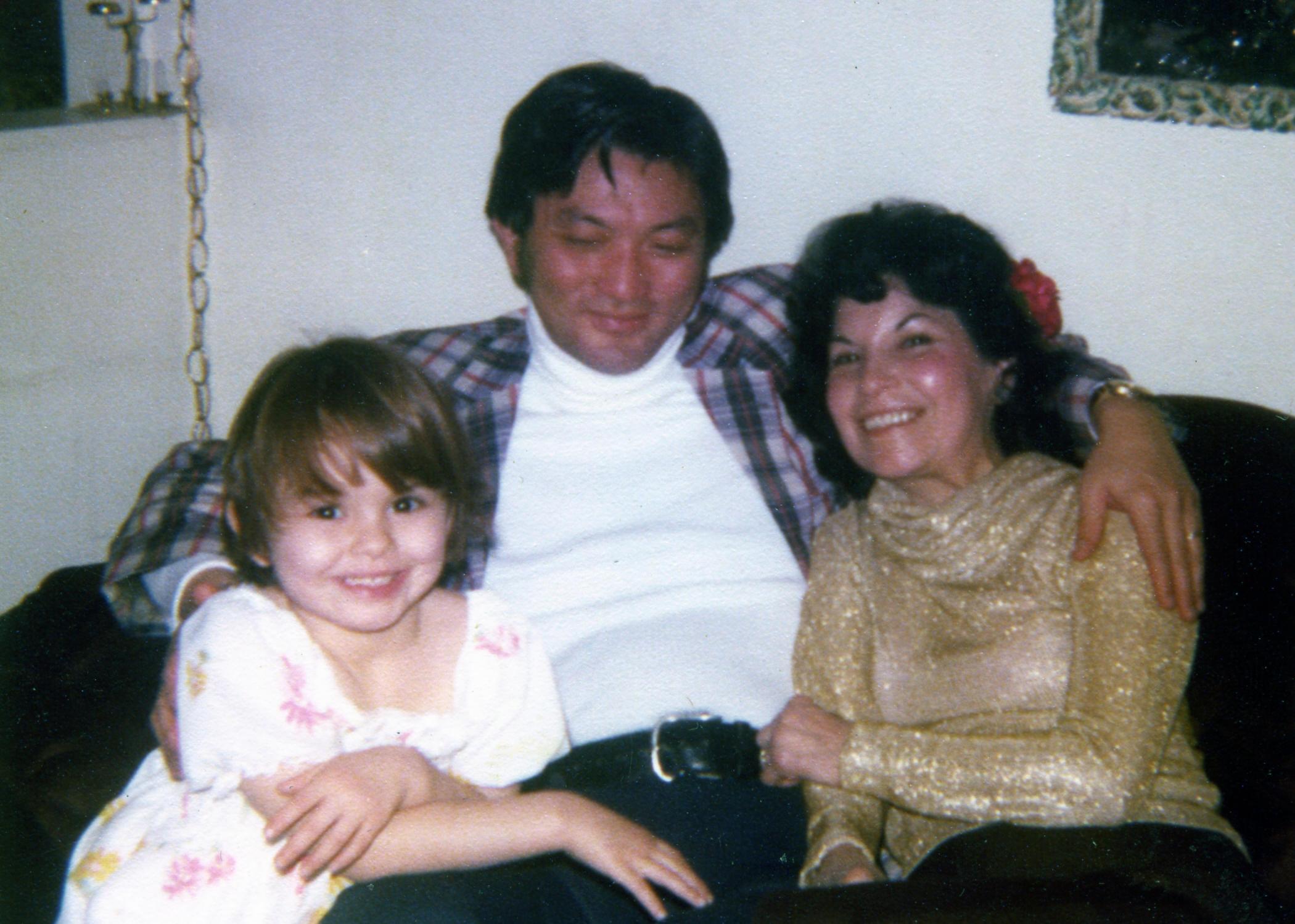 Jenny, Bob and Mom