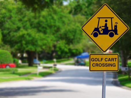 What is a Street Legal Golf Cart?